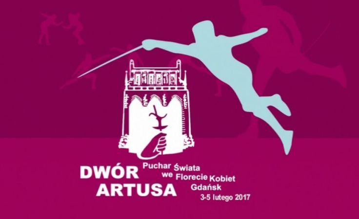 Dwór Artusa. Puchar Świata we florecie kobiet - Turniej Drużynowy