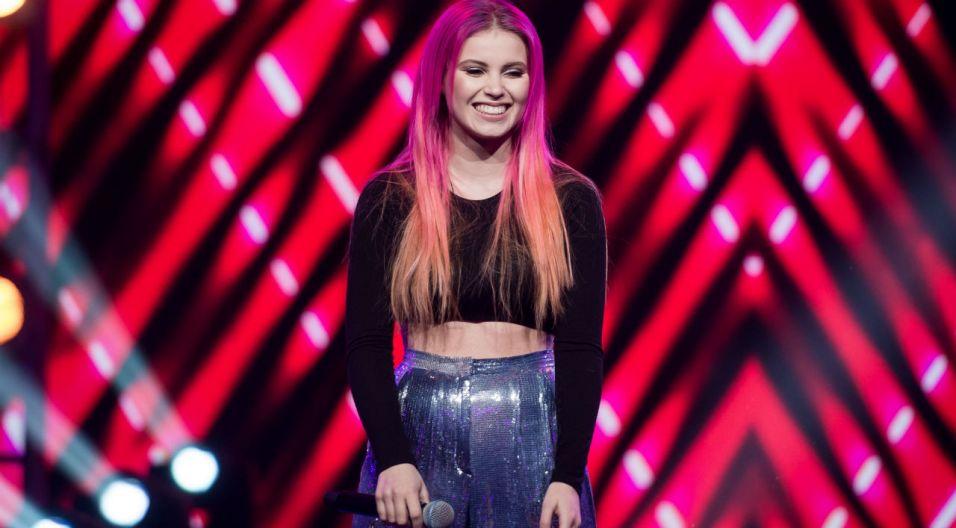 Młoda piosenkarka chce wystąpić w konkursie opolskich Premier (fot. TVP)
