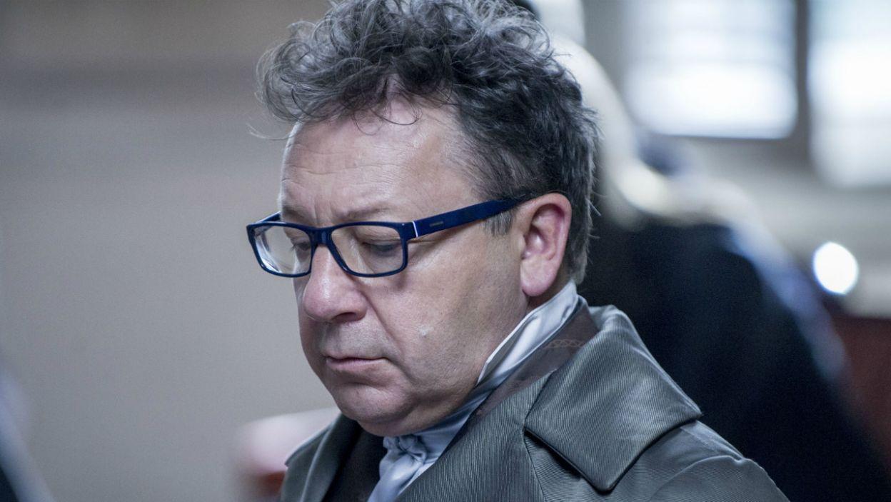 A Zbigniew Zamachowski – Friedricha Kalkbrennera (fot. Natasza Młudzik/TVP)