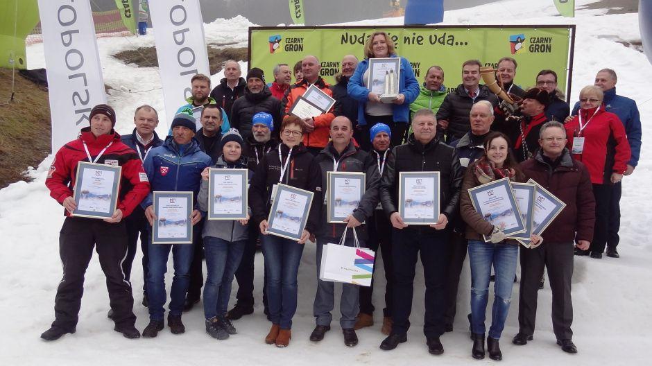 Laureaci XIV Plebiscytu na Najlepsza Stację Narciarską w Małopolsce (fot. mmas)