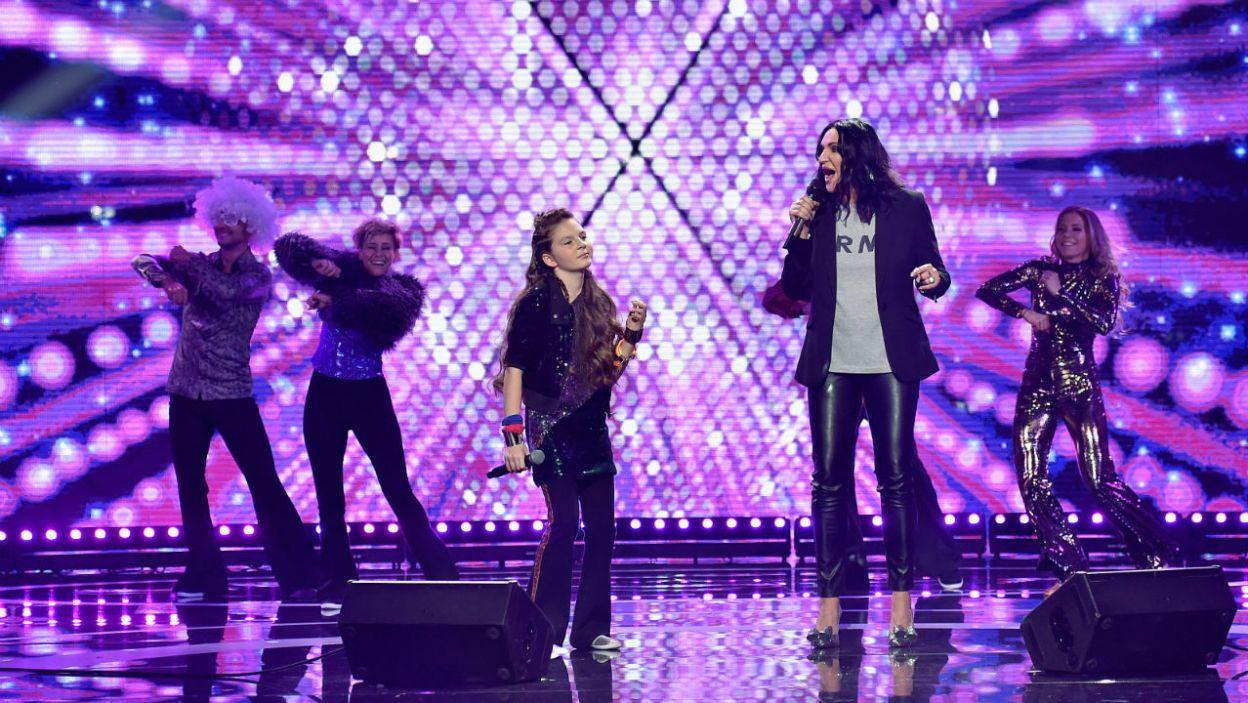 Stanąć na scenie obok Kayah i zaśpiewać z nią to wielkie wyzwanie (fot. I. Sobieszczuk)