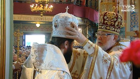Nowi biskupi Cerkwi
