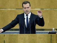 """Miedwiediew: aneksja Krymu jak zburzenie muru berlińskiego. """"Na sankcjach straciliśmy 25 mld euro"""""""
