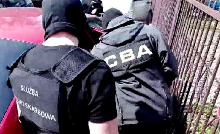 CBA zaznacza, że to dopiero początek śledztwa w tej sprawie