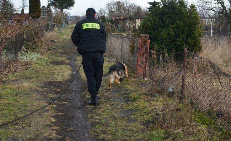 Policjanci doszli do podejrzanego kradzieże
