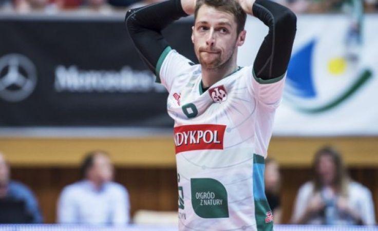 28-letni Andringa występuje w barwach olsztyńskiego klubu od 2017 roku (fot. indykpolazs.pl)