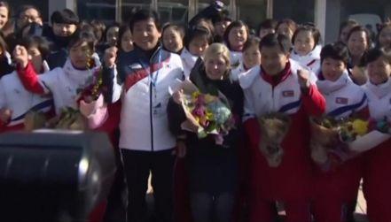 To się dzieje naprawdę. Olimpijskie pojednanie Korei!