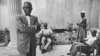 Wcielenia zła, odc. 1/10 Papa Doc. Dożywotni Prezydent Haiti