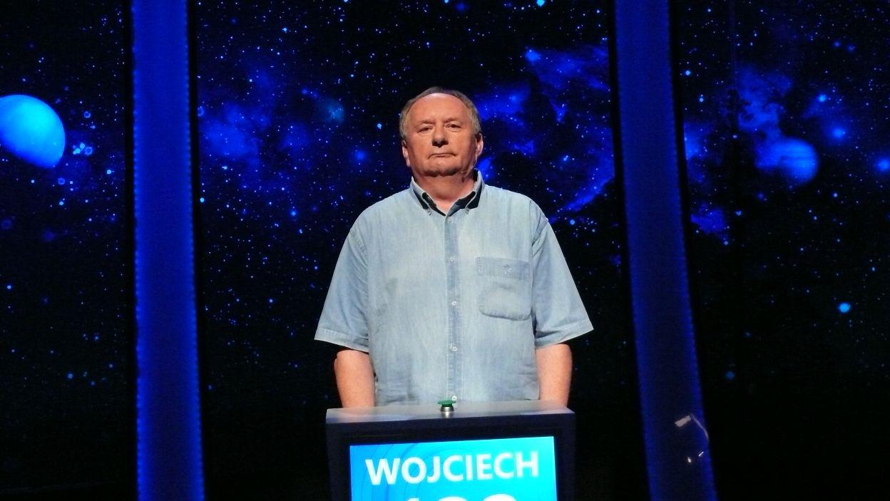 Pan Wojciech Włastow został zwycięzcą 13 odcinka 107 edycji