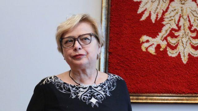 Sasin: Spotkanie z Gersdorf nie oznacza, że PiS chce się wycofać z reformy