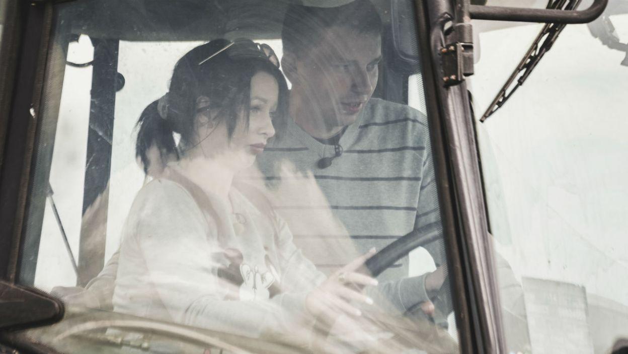 Ale to Jessica przejęła stery od Krzyśka (fot. TVP)
