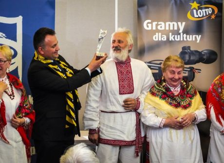 Gala Złotej Piłki Ekstraklasy Kulturalnej 2015