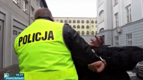 """Kolejny """"Bomber"""" w rękach gdańskich policjantów"""