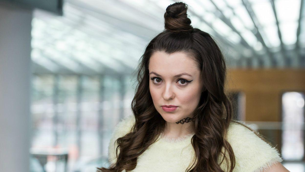 """Małgorzata Uściłowska (Lanberry) – """"Only Human"""": wokalistka niedawno wydała swoją debiutancką płytę (fot. Agencja FORUM)"""