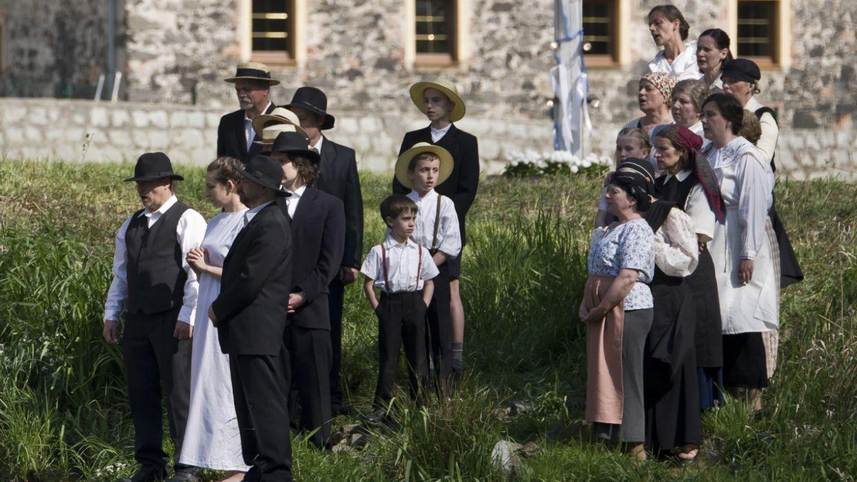Wieś jest zamieszkana przez małą protestancką wspólnotę religijną, która trwa tu nieprzerwanie od czasów Reformacji (fot. Krzysztof Wiktor)