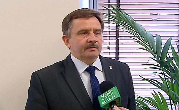 Wojciech Buczak - wicemarszałek województwa.