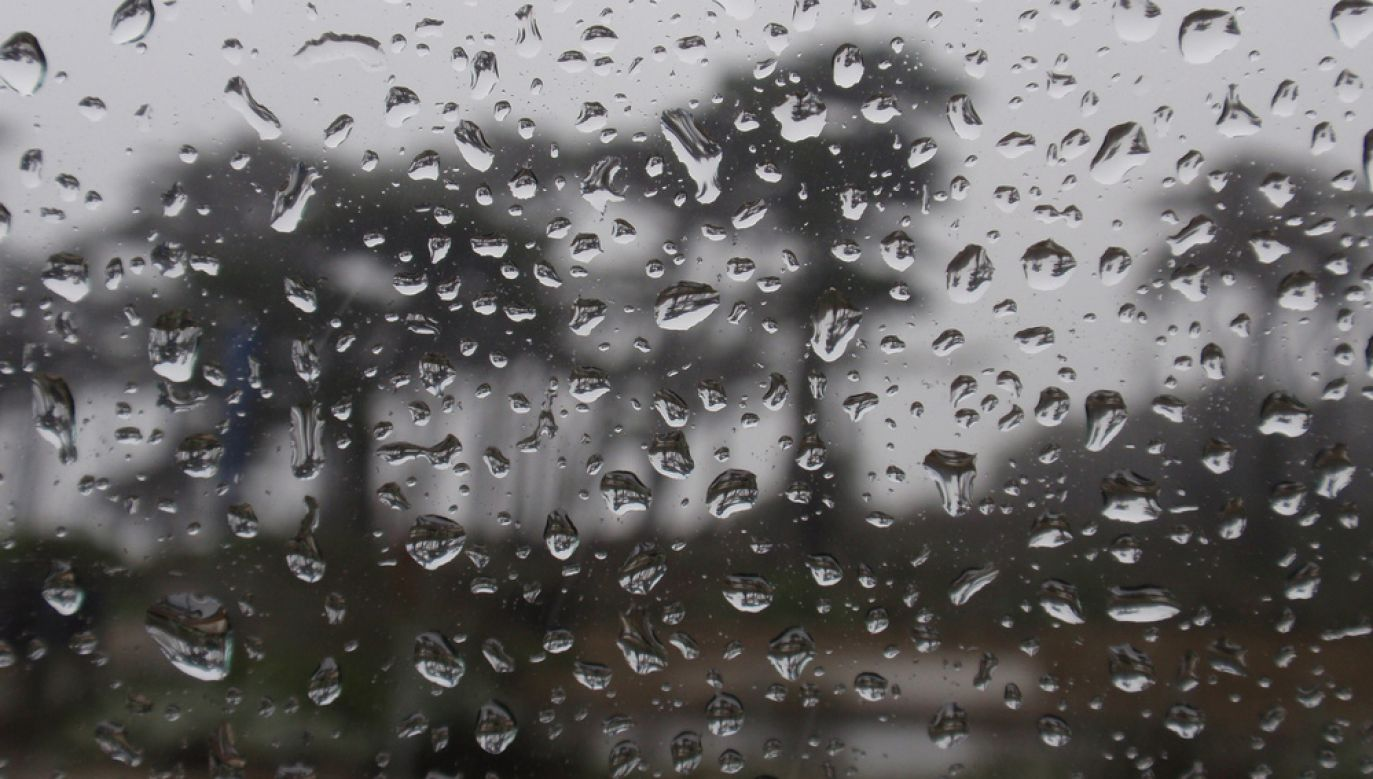 Nad Polską przechodzą silne opady deszczu (fot. flickr.com/ Tom Hilton)