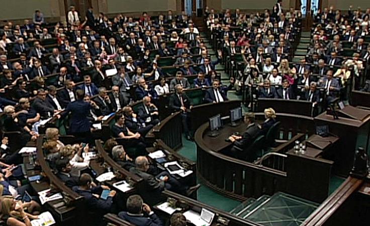 Sondaż poparcia dla ugrupowań politycznych na Podkarpaciu