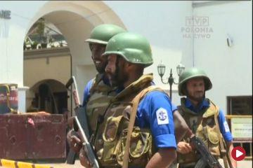 Rośnie liczba ofiar zamachów na Sri Lance