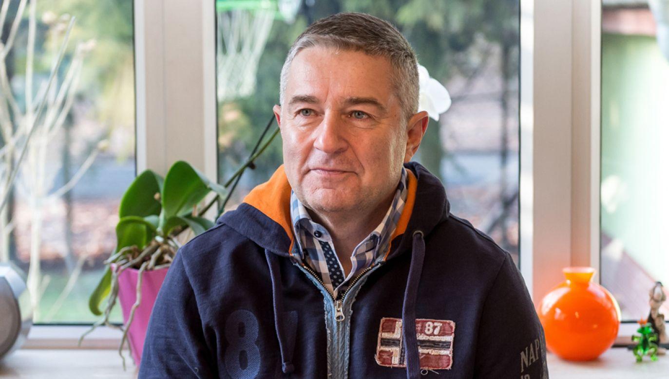 Opozycjonista z czasów PRL Władysław Frasyniuk (fot. PAP/Maciej Kulczyński)