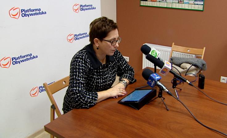 Krystyna Sibińska apeluje do prezydenta Andrzeja Dudy