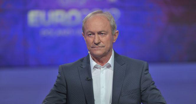 Selekcjoner nie uważa, że jego zespół zawiódł podczas turnieju (fot. TVP/J. Bogacz)