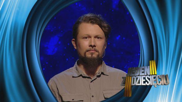 Remigiusz Skubisz - zwycięzca 14 odcinka 108 edycji