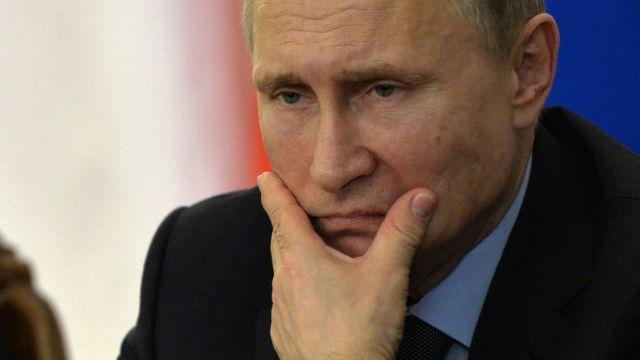 """""""Gangsterskie państwo"""", Putin """"niezdolny do wyrzutów sumienia"""". Brytyjski """"The Times"""" ostro o Rosji"""