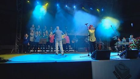 Koncert w hołdzie papieżowi. Zbierano pieniądze na rzecz stypendystów