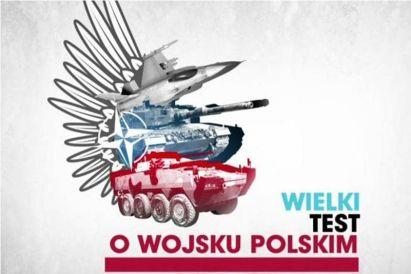 Wielki Test o Wojsku Polskim