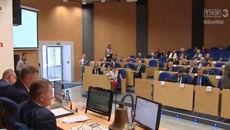 Nadzwyczajna sesja Sejmiku Województwa Pomorskiego