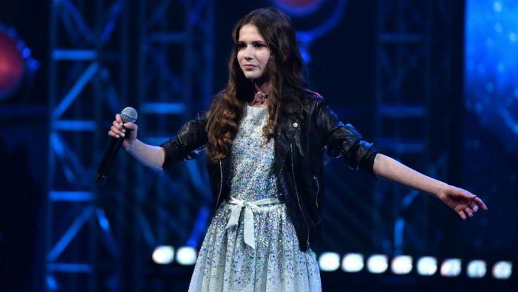"""""""The Voice Kids"""": Finał dla Roksany"""