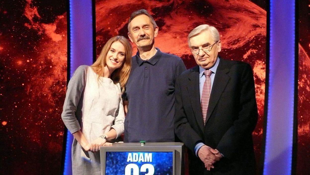 Adam Lubaszka - zwycięzca 11 odcinka 99 edycji