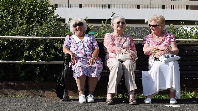 Minister Rafalska zapewnia emerytów, że termin płatności ich świadczeń nie jest zagrożony (fot. Oli Scarff/Getty Images)