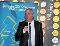 Marian Kubalica – zastępca dyrektora TVP Sport (fot. Jan Bogacz)
