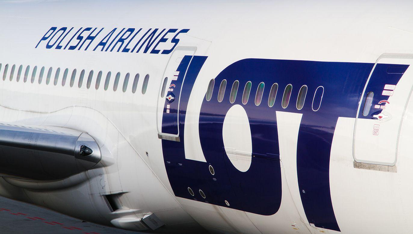 Nowe lotnisko ma powstać między Łodzią a Warszawą (fot. Shutterstock/Milosz Maslanka)