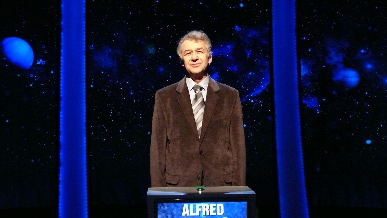 Alfred Michalski - zwycięzca 18 odcinka 99 edycji