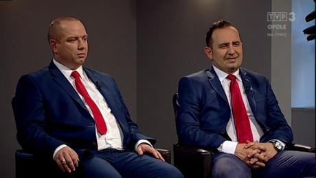 Rozmowa Dnia - Rafał Trojanowski, Marek Kawa