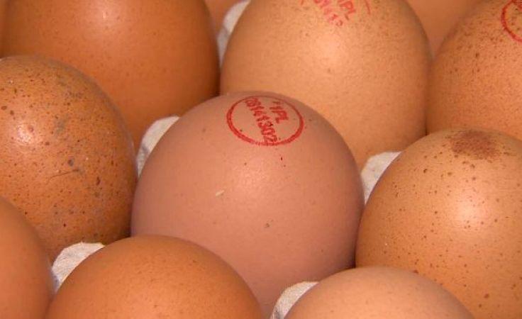 Jaj z podanymi oznaczeniami nie należy spożywać
