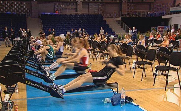 Mistrzostwa Europy na ergometrach wioślarskich w Szczecinie