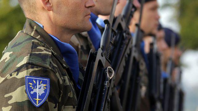 AFP: Polska wycofuje się z Eurokorpusu. MON dementuje doniesienia agencji