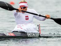 Aneta Konieczna popłynie w finale B konkurencji K1 na 500 metrów (fot. PAP/Adam Ciereszko)