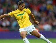 W meczu o pierwsze miejsce w grupie Canarinhos uległy Wielkiej Brytanii 0:1 (fot. Getty Images)