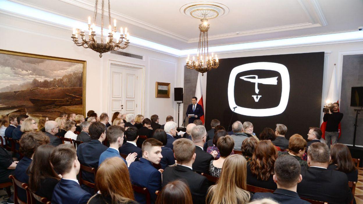 Emisję spektaklu w TVP1 zaplanowano na 4 grudnia  (fot. Jan Bogacz/TVP)