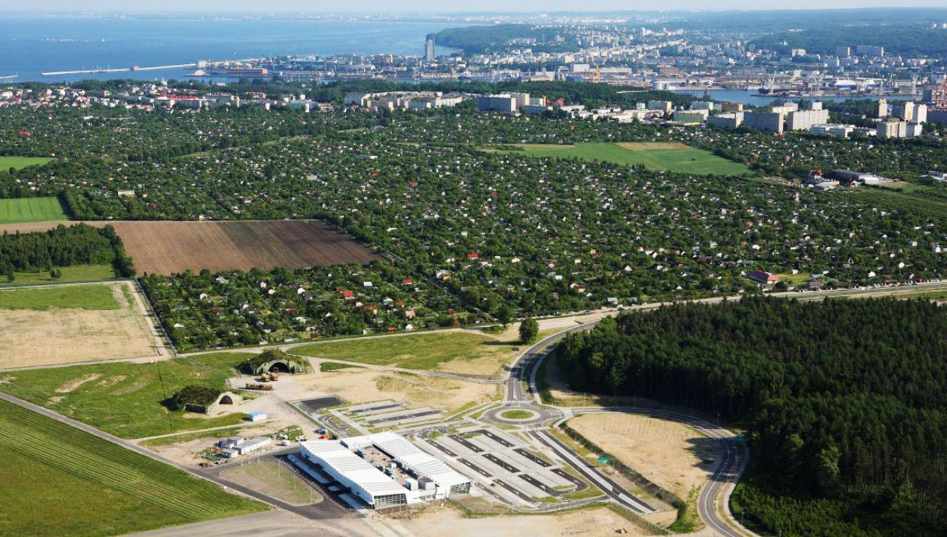 """Gdynia chce, by lotnisko obsługiwało ruch """"General Aviation"""" i było ośrodkiem szkoleniowym dla branży lotniczej (fot. Materiały prasowe)"""