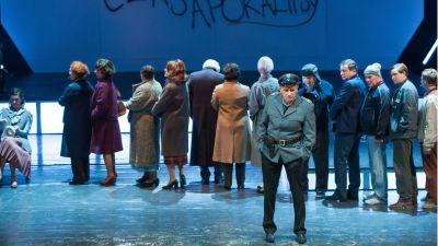 Teatr Telewizji: Wujek. 81. Czarna ballada