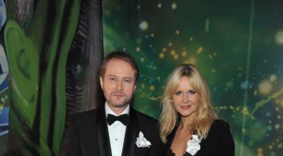 Gospodarzami koncertu byli Grażyna Torbicka i Artur Żmijewski (fot. Jan Bogacz/TVP)