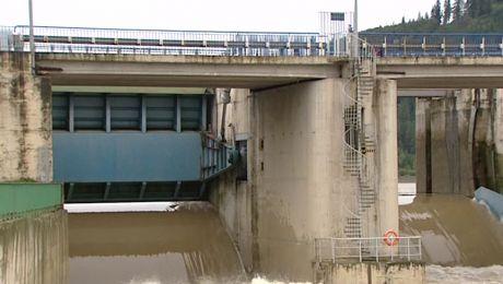 Zapora wciąż chroni przed powodzią. 20 lat Zespołu Elektrowni Wodnych Niedzica S.A.
