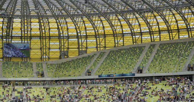 Pojemność tego obiektu to blisko 45 tysięcy miejsc (fot. PAP)