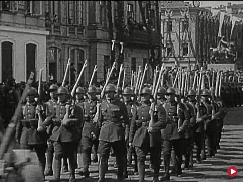 Modernizacja wojska polskiego w latach 1936 - 39